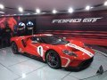 2017 Ford GT.