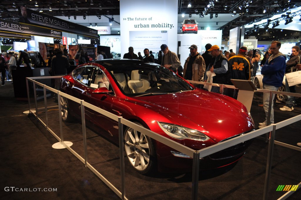 Tesla sedan for Motor warranty services of north america