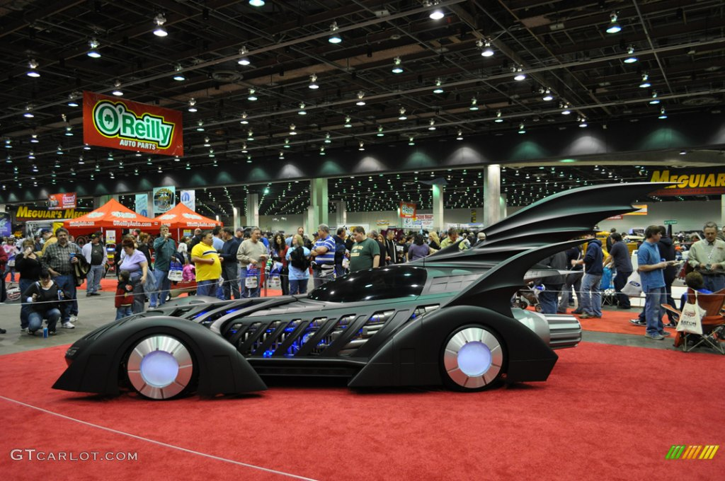 The Batman Forever Batmobile | GTCarLot.com