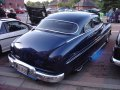 1950 Mercury Lead Sled with blue glow