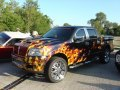 Flaming Lincoln Mark LT