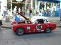 Very hot. automobile mg midget