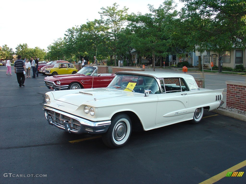 1960 ford thunderbird coupe. Cars Review. Best American Auto & Cars Review