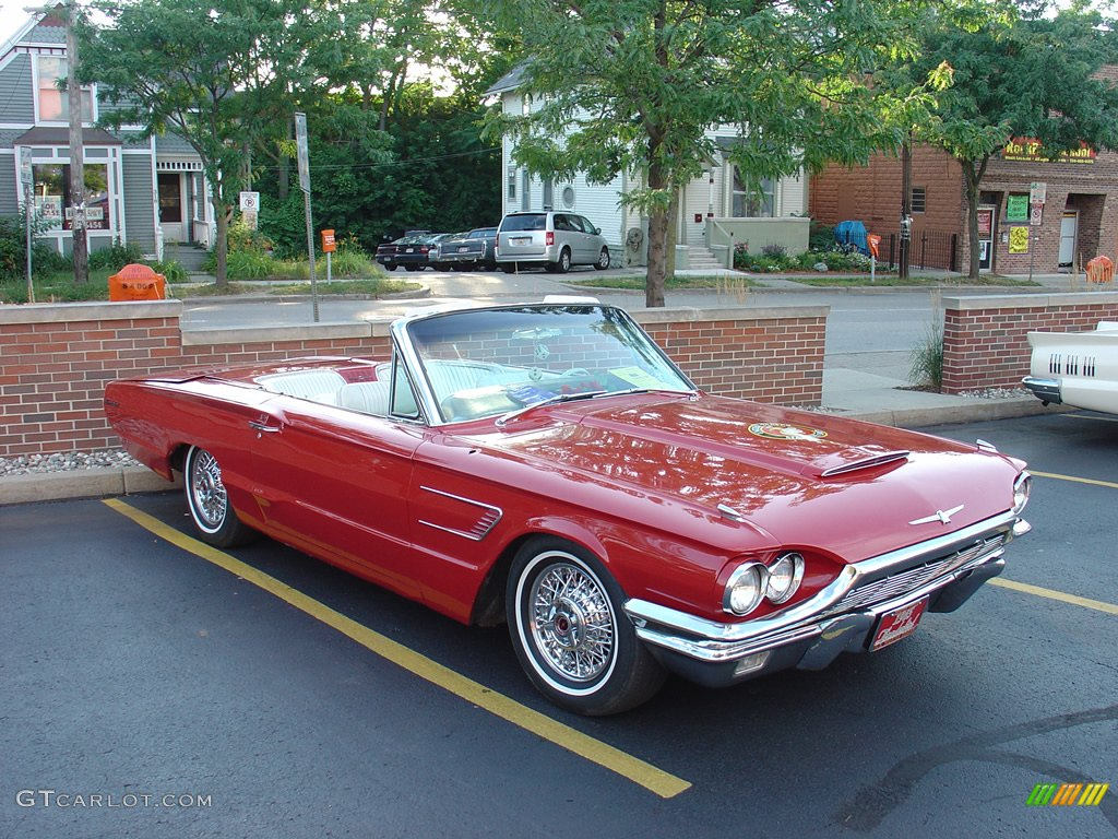 1965 ford thunderbird convertible. Cars Review. Best American Auto & Cars Review