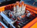 Chevy II Nova SS Dragster/Tuned Velocity Stacks