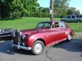 1950s Rolls Royce Silver Cloud