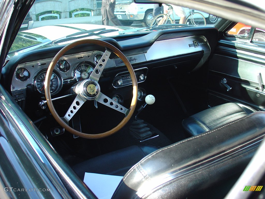 1967 ford mustang shelby gt500 interior. Black Bedroom Furniture Sets. Home Design Ideas