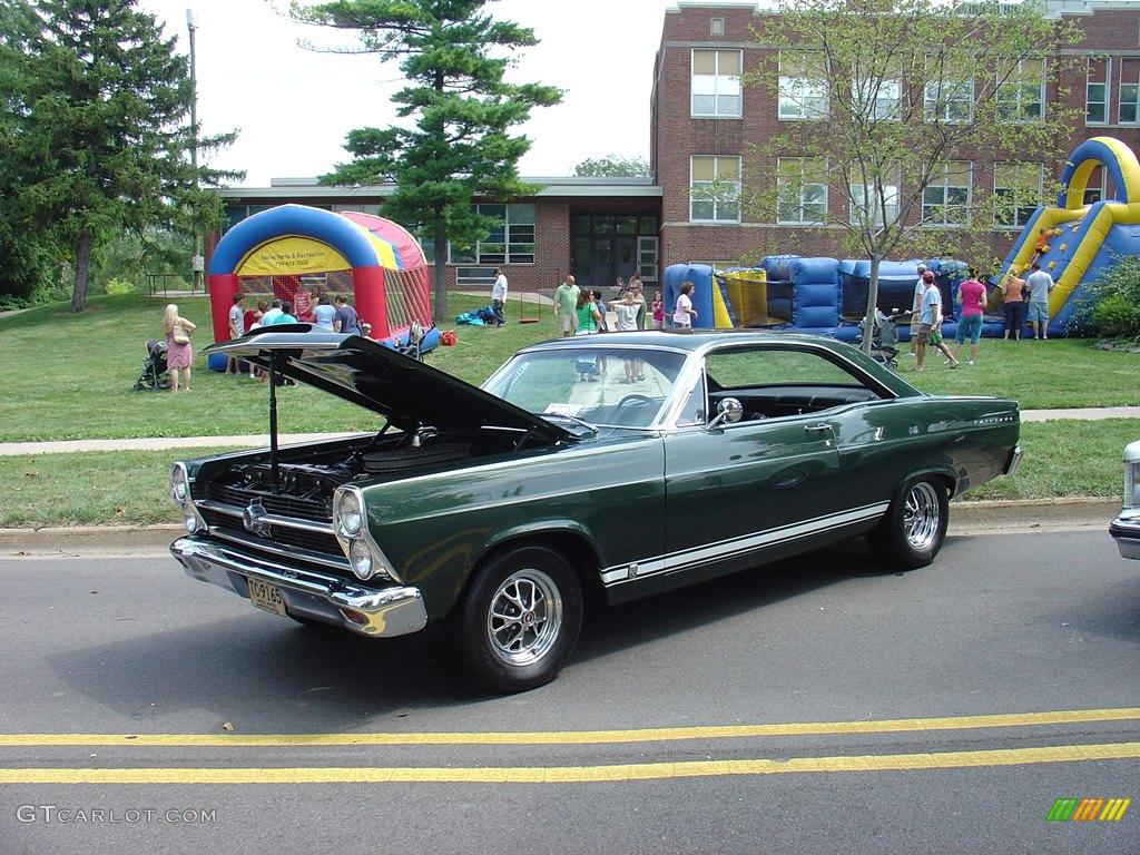 1966 ford fairlane gta coupe