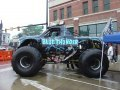 "Fords' "" Blue Thunder "" Monster Truck"