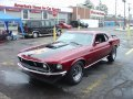 A super nice 1969 Ford Mustang Mach1