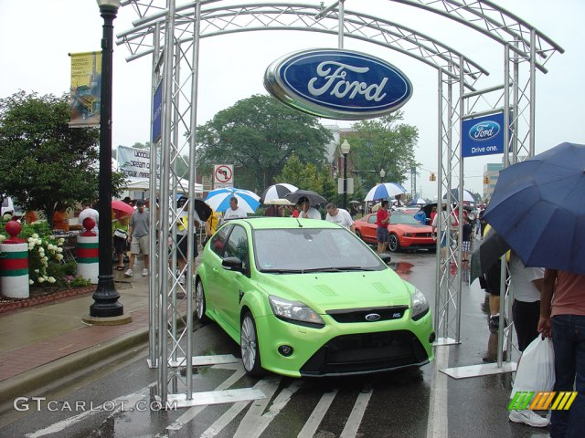 The Ford Display at The Woodward Dream Cruise