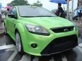 Ford Focus RS a 2.5 Liter Turbocharged DOHC 20-Valve 5 Cylinder