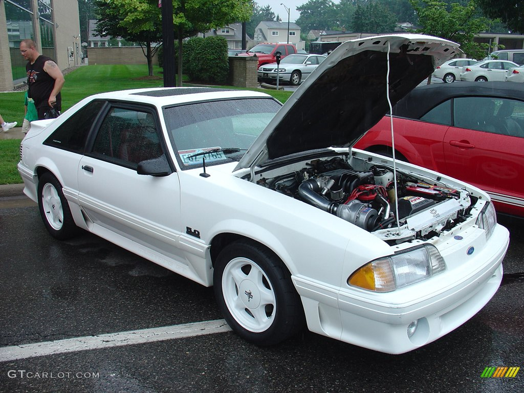 Early 90s mustang 5 0