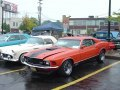 1970 Mustang Mach 1 in Calypso Coral