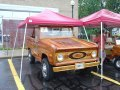 A Cherry (Wood) '77 Ford Bronco