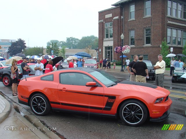 """ The New Boss ""  2012 Ford Mustang Boss 302"
