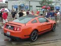 2012 Mustang Boss 302 in Competition Orange