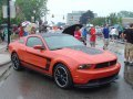 2012 Mustang Boss 302 and Fords new 440 hp Coyote V8.