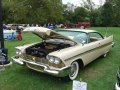 1958 Plymouth Fury Golden Commando