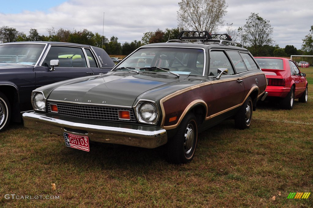1976 Ford Pinto Woody Wagon Gtcarlot Com