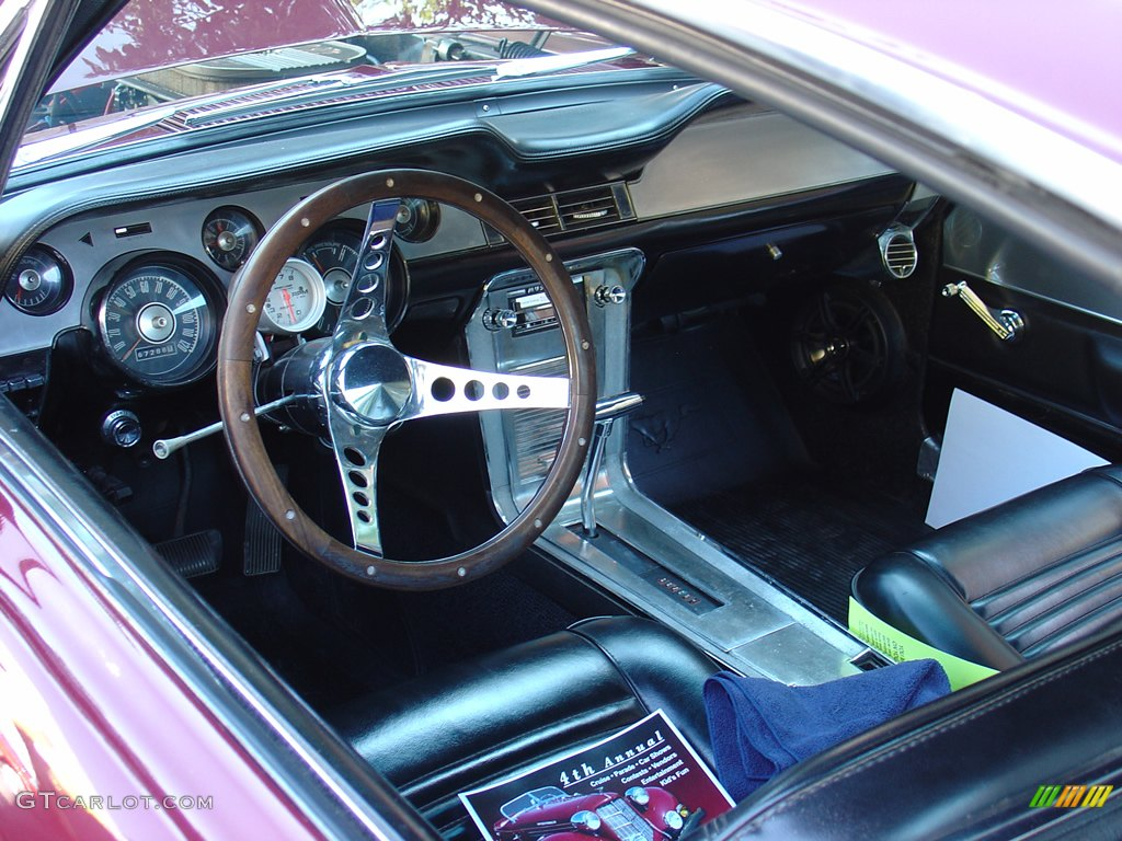 1967 ford mustang interior. Black Bedroom Furniture Sets. Home Design Ideas