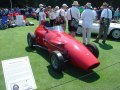 1959 Stanguellini Formula Junior, a Forumla 1 training car, 90hp 120mph.