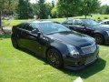 2011 Cadillac CTS V-Series Coupe 556hp/551 lb-ft torque