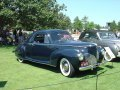 1941 Lincoln Zephyr Coupe