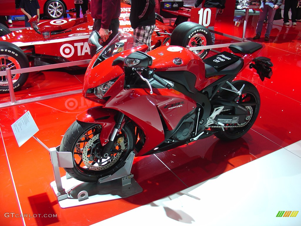 2012 honda cbr1000rr sportbike for Motor warranty services of north america