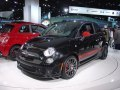 "2012 Fiat 500 Abarth ""small but wicked"" -Karl Abarth"