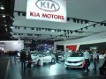 Kia Motors Display Area