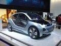 BMW i3 Plug-in Electric Vehicle Concept
