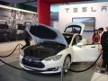 2012 Tesla Model S, Designed and Built in California