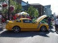 2013 Mustang Boss 302 in School Bus Yellow