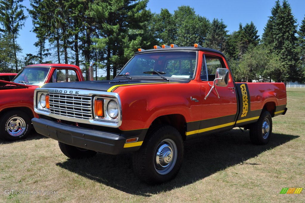 1980 Dodge Power Wagon Macho http://gtcarlot.com/news/photo.php?id=69840424