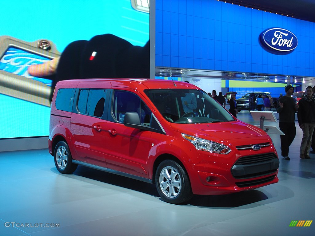 2013 ford transit connect in mars red. Cars Review. Best American Auto & Cars Review